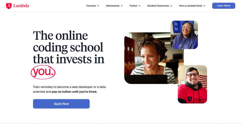 Income Share Agreement Lambda School