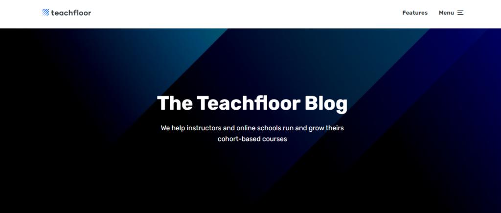 Teachfloor
